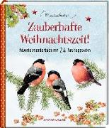 Cover-Bild zu Bastin, Marjolein (Illustr.): Zauberhafte Weihnachtszeit!