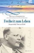Cover-Bild zu Bonhoeffer, Dietrich: Freiheit zum Leben