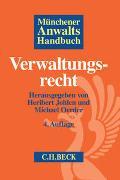 Cover-Bild zu Johlen, Heribert (Hrsg.): Münchener Anwaltshandbuch Verwaltungsrecht