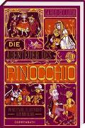 Cover-Bild zu Die Abenteuer des Pinocchio von Collodi, Carlo