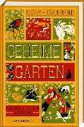 Cover-Bild zu Der geheime Garten von Hodgson Burnett, Frances