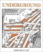 Cover-Bild zu Underground (eBook) von Macaulay, David