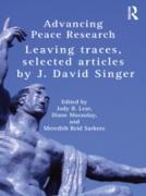 Cover-Bild zu Advancing Peace Research (eBook) von Singer, J. David