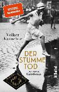 Cover-Bild zu Kutscher, Volker: Der stumme Tod (eBook)