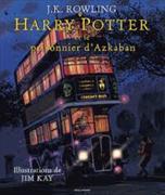 Cover-Bild zu Rowling, Joanne K.: Harry Potter et le prissonnier d'Azkaban