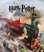Cover-Bild zu Rowling, Joanne K.: Harry Potter und der Stein der Weisen. Schmuckausgabe