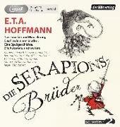 Cover-Bild zu Hoffmann, E.T.A.: Die Serapions-Brüder