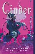 Cover-Bild zu Meyer, Marissa: Cinder: Book One of the Lunar Chronicles