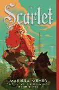Cover-Bild zu Meyer, Marissa: Scarlet: Book Two of the Lunar Chronicles