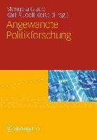 Cover-Bild zu Korte, Karl-Rudolf (Hrsg.): Angewandte Politikforschung