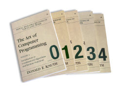 Cover-Bild zu Knuth, Donald E.: The Art of Computer Programming