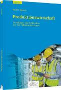 Cover-Bild zu Produktionswirtschaft von Bäuerle, Paul H.