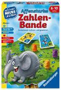 Cover-Bild zu Teubner, Marco: Ravensburger 24973 - Affenstarke Zahlen-Bande - Spielen und Lernen für Kinder, Spiel für Kinder von 6-10 Jahren, Spielend Neues Lernen für 1-6 Spieler