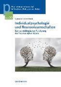 Cover-Bild zu Rabenstein, Susanne: Individualpsychologie und Neurowissenschaften