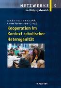 Cover-Bild zu Kreis, Annelies (Hrsg.): Kooperation im Kontext schulischer Heterogenität