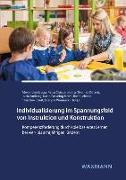 Cover-Bild zu Zaugg, Alexandra (Hrsg.): Individualisierung im Spannungsfeld von Instruktion und Konstruktion