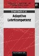 Cover-Bild zu Beck, Erwin: Adaptive Lehrkompetenz
