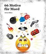 Cover-Bild zu Millius, Stefan: 66 Motive für Mord (eBook)