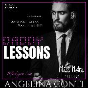 Cover-Bild zu Conti, Angelina: Daddy Lessons (Audio Download)
