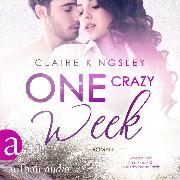 Cover-Bild zu Kingsley, Claire: One crazy Week - Jetty Beach, (Ungekürzt) (Audio Download)