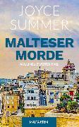 Cover-Bild zu Summer, Joyce: Malteser Morde (eBook)