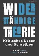 Cover-Bild zu Brack, Anne-Marie: Widerständige Theorie