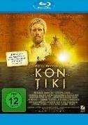 Cover-Bild zu Joachim Ronning (Reg.): Kon-Tiki Blu ray