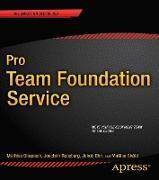 Cover-Bild zu Olausson, Mathias: Pro Team Foundation Service