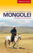 Cover-Bild zu Reiseführer Mongolei von Marion Wisotzki