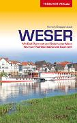 Cover-Bild zu Reiseführer Weser von Dreppenstedt, Hinnerk