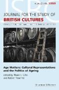 Cover-Bild zu Age Matters: Cultural Representations and the Politics of Ageing (eBook) von Kühn, Thomas (Hrsg.)