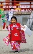 Cover-Bild zu 57,3 neue Rätsel aus Japans Alltag (eBook) von Menge, Rita