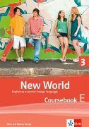 Cover-Bild zu Fischer, Marion: New World 3-5/New World 3 Coursebook E