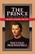 Cover-Bild zu Machiavelli, Niccolo: The Prince with Study Guide