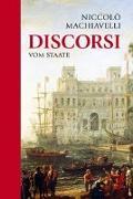 Cover-Bild zu Machiavelli, Niccolo: Discorsi - Vom Staate
