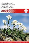 Cover-Bild zu Cal. Alpen- und Gartenblumen 2021 Ft. 14,8x22
