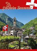 Cover-Bild zu Cal. Swiss Souvenir 2021 Ft. 23x31,5