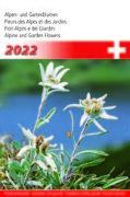 Cover-Bild zu Cal. Alpen- und Gartenblumen 2022 Ft. 14,8x22