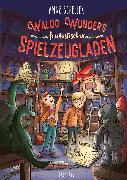 Cover-Bild zu Scheller, Anne: Waldo Wunders fantastischer Spielzeugladen (eBook)
