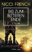 Cover-Bild zu Bis zum bitteren Ende (eBook) von French, Nicci