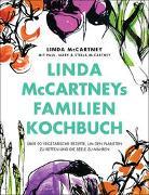 Cover-Bild zu Linda McCartney's Familienkochbuch von McCartney, Linda