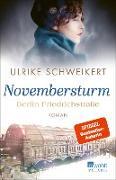 Cover-Bild zu Schweikert, Ulrike: Berlin Friedrichstraße: Novembersturm (eBook)