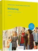 Cover-Bild zu Marketing von Scharf, Andreas