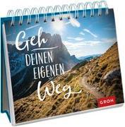 Cover-Bild zu Groh Redaktionsteam (Hrsg.): Geh deinen eigenen Weg
