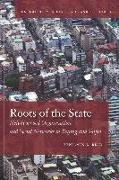 Cover-Bild zu Read, Benjamin: Roots of the State: Neighborhood Organization and Social Networks in Beijing and Taipei