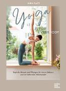 Cover-Bild zu Yoga is for everybody von Flatt, Mira