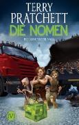 Cover-Bild zu Die Nomen (eBook) von Pratchett, Terry