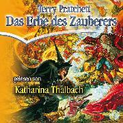 Cover-Bild zu Das Erbe des Zauberers (Audio Download) von Pratchett, Terry