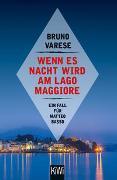 Cover-Bild zu Varese, Bruno: Wenn es Nacht wird am Lago Maggiore