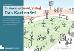 Cover-Bild zu Business as Visual: Das KartenSet von Ridder, Christian